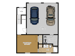 Duplex Floor Plans With 2 Car Garage by Creekwood Park Duplexes Curry Real Estate Services