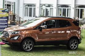 first look 2018 ford ecosport doubleclutch ca