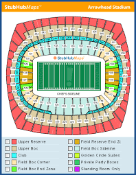 Kansas travel box images Kansas city chiefs seating chart png