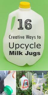 16 creative ways to reuse and upcycle milk jugs u2022 milk jug diy