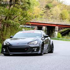 subaru brz modified wheel offset 2013 subaru brz flush coilovers