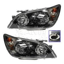 2003 lexus is300 headlights 2002 2003 lexus is300 hid high intensity discharge headlight