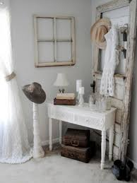 french shabby chic bedroom ideas white floral pattern sheet white