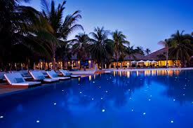 late night swim velassaru maldives top of our to do list