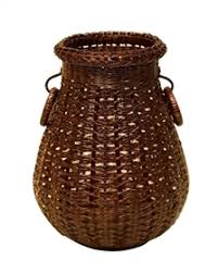 Wicker Vases Wholesale Bamboo Flower Vases And Wicker Baskets