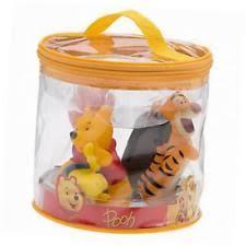 disney 4 winnie pooh character pool bath toys including