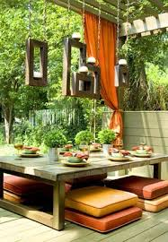 Asian Patio Design The Backyard Is One Of The Top Destinations This Summer So Here