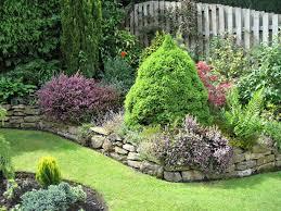 stone garden design ideas