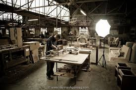 Meyer  Ferreira Handcrafted Furniture  Factory  Production - Factory furniture
