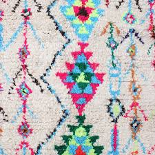Rugs From Morocco Azilal Rugs Colourful Neon Wool Azilal Rugs From Morocco Handmade