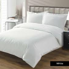 solid white comforter set razai duvet cover set solid