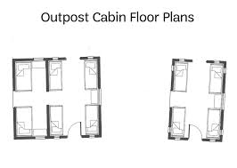 camp ledgewood girl scouts of north east ohio typical cabins plans thumb
