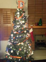 denver broncos tree