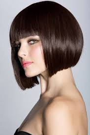 chin cut hairbob with cut in ends how to cut bob haircuts with bangs type of hairstyles