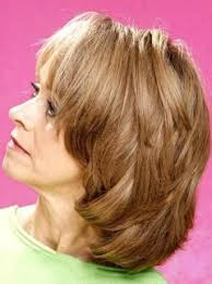 layered bob hairstyles for over 50s soft layers about 10 inches for over 50s one of my top choices