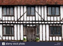 tudor houses english half timbered black and white tudor houses from lavenham