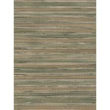 grasscloth string faux fake designs wallpaper all 4 walls
