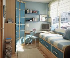 Maximize Space Small Bedroom by Maximize Space In A Small Bedroom Varnished Wooden Bed Frame