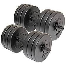 amazon black friday dumbbell mirafit dumbbell gym weights set available in 20kg or 30kg