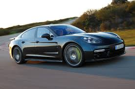 porsche brewster green 2018 porsche panamera turbo s e hybrid first drive review mean