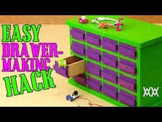 Free Woodworking Plans Tool Cabinets by Make A Small Parts Cabinet Woodworking For Mere Mortals Scrap