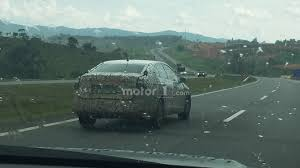 new vw polo sedan voyage spied for the first time in brazil