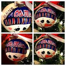 ole miss ornament already this the back says in the