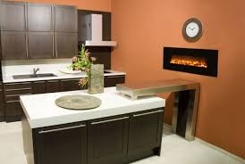 Recessed Electric Fireplace Builder Series Recessed Electric No Heat Fireplace Modern Flames