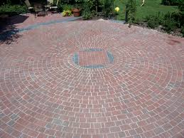 Basket Weave Brick Patio by Backyard Pool Ideas With Brick Pavers Around Pool Brick Pavers