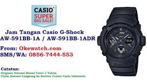 Harga Jam Tangan G Shock Original Di Indonesia jam tangan casio g shock aw 591bb 1a aw 591bb 1adr original