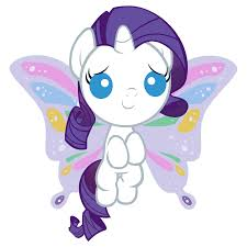 my little pony babies images baby rarity with butterly wings hd