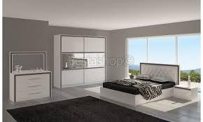 chambre adultes compl鑼e chambre adulte complète design blanc laqué tuluse