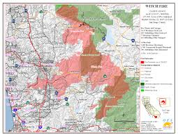 Colorado Wildfire Risk Map by Cal Fire San Diego County Fhsz Map Cal Fire Map Wildfire Danger