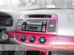 camry toyota camry 2002 2006 dash kits diy dash trim kit