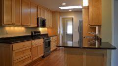 Wooden Kitchen Countertops Black Kitchen Appliances That Bring Luxury To Your Kitchen