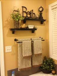 Simple Bathroom Decorating Ideas Pictures Best 25 Bathroom Towel Racks Ideas On Pinterest Towel Racks For