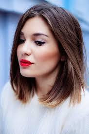 mid length hair cuts longer in front aspen salon medium length haircuts