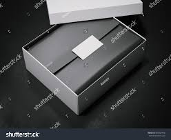 black wrapping paper white box black wrapping paper business stock illustration