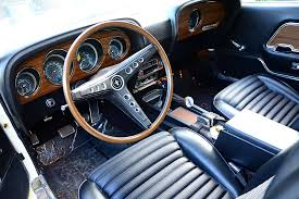 1969 Ford Mustang Interior Which Potent Ponycar Would You Choose Ford U0027s Trans Am Bound 1969