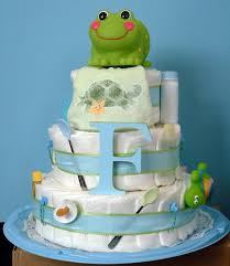 Baby Shower Diaper Ideas Frog Baby Shower Theme Ideas Free Printable Baby Shower