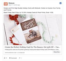 target black friday print ad 55 facebook ads that get the holiday advertising right