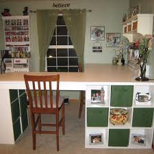 Small Craft Desk Furniture Small Table With Shelves Small Wood Side Table