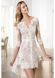 affordable short u0026 tea length wedding dresses little white dresses