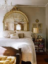 mirror headboard and gold bedroom decor metallic home decor