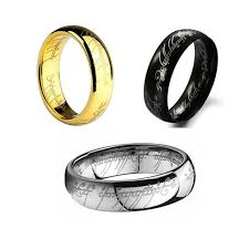 the one ring wedding band lord of the rings the one ring iwisb