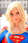 MOMB Submit! • Supergirl cosplay by ENJI NIGHT (photo by David...