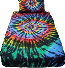 Tie Dye Bed Sets Gorgeous Tie Dye Comforters And Bedding Sets For A Colorful Bedroom