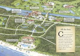 Myrtle Beach Map Lstar Management Buys Grande Dunes In Myrtle Beach Cipriana Park