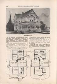 Historic Victorian House Plans Everyone Loves A Story Learn Your House U0027s History And See Old