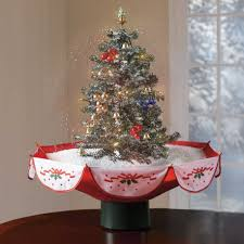 home element decorating wonderful tabletop christmas tree